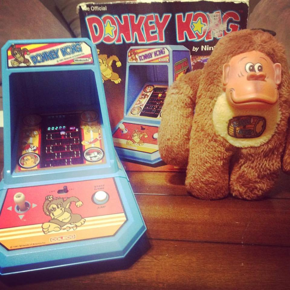 Donkey Kong Mini Arcade