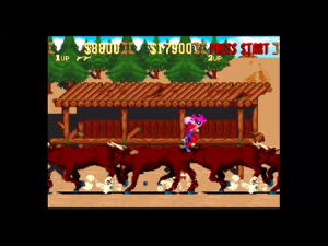 sunset riders bull run