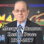 Rest In Peace Masaya Nakamura, founder of Namco