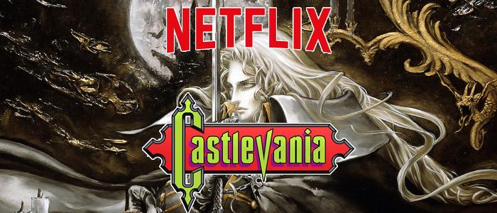 Netflix Castlevania anime