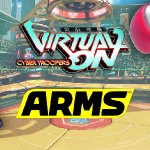 Nintendo's ARMS Is a Rock'em Sock'em Virtual-On